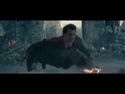 Man of Steel - Superman vs Zod HD 1080p