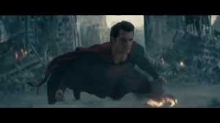 Man of Steel - Superman vs Zod HD 1080p (ENTIRE FIGHT SCENE)