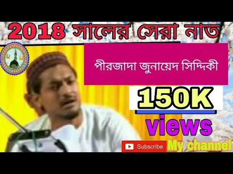 বাতিল নে জাব জাব বাদলি হে তেবার নতুন নাত ১৮/৩/২৩ Pirzada Junaid Siddiqui Bhaijaan