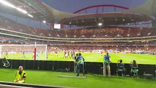 BENFICA VS C.S.K.A MOSCOV - UEFA (1-2)  Pênalti por marcar