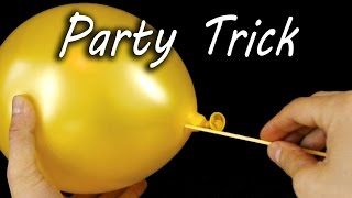life hacks 4 balloon tricks that will blow your mind 2017