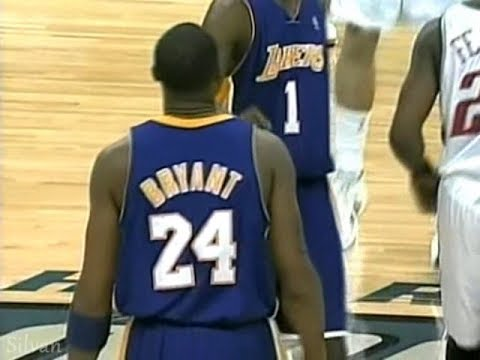 Kobe Bryant 58 Points @ Charlotte Bobcats - Full Highlights 29/12/2006