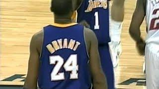 Kobe Bryant 58 Points @ Charlotte Bobcats - Full Highlights 29/12/2006