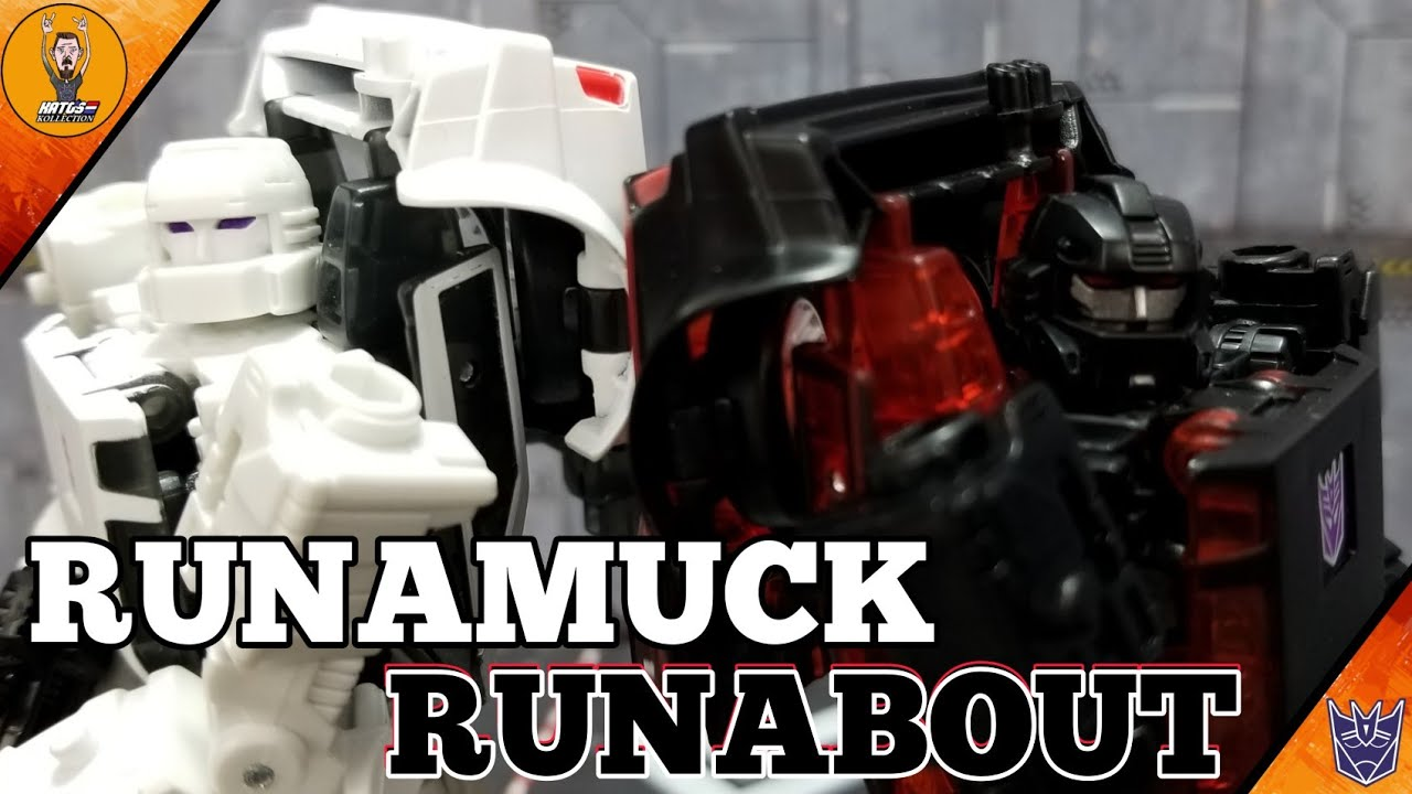 Earthrise Runabout and Runamuck Review by Kato's Kollection