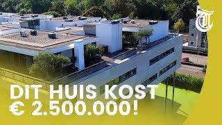 Zo luxe is dit penthouse in Leidschendam! - DUURSTE HUIZEN VAN NEDERLAND #01
