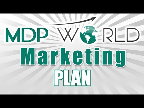 MDP World Marketing Plan / Compensation