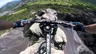 Даунхилл,Трюки на велосипеде от профи!(, 2016-02-09T18:37:02.000Z)