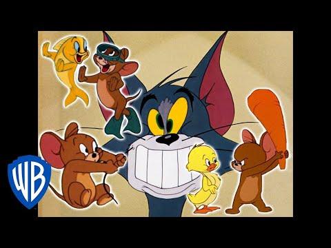 Tom und Jerry auf Deutsch | Jerry rettet den Tag | WB Kids