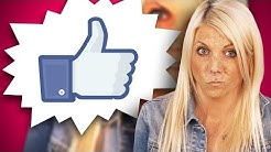 Facebook - Die Oma von Jayjay Jackpot - Blöde Blondine erklärt (Fake/Pow)