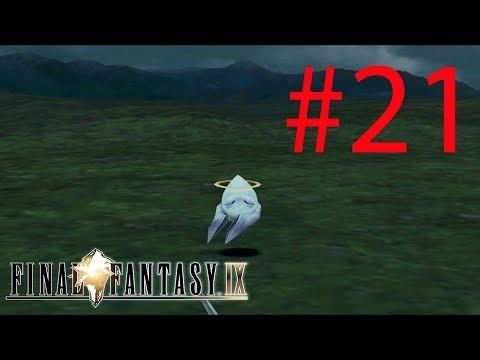 Guia Final Fantasy IX (PS4) - 21 - Monstruos Bondadosos 2 - Fantasma