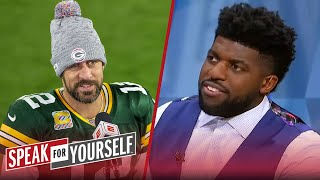 Rodgers has more to play for in WK 6 Packers-Bucs matchup v Brady - Acho | NFL | SPEAK FOR YOURSELF