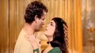 """Falleció Elizabeth Taylor: la actriz es recordada por el famoso film """"Cleopatra"""""""