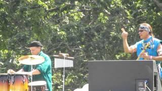 "Arvel Bird ""The Warrior song"" Shinnecock Indian Nation Pow Wow 2012"