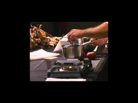 Chicken with Maple Apple Corn Relish – Chef Demo