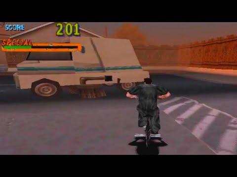 Mat Hoffman's Pro BMX Game Review (PS1, PC, Dreamcast, GBA, GBC)