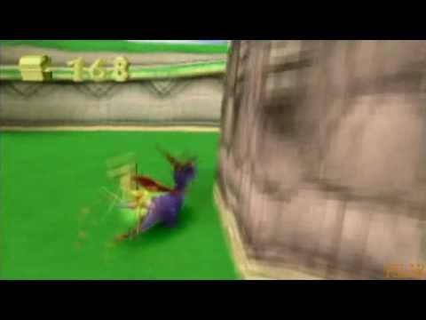Spyro the Dragon - 100% - Stone Hill