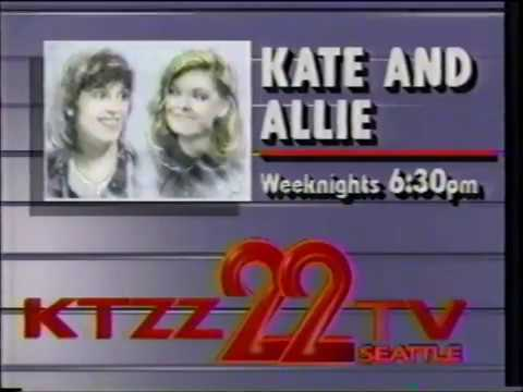 Kate and Allie  - Commecial  - Broadcast Syndication (1989)