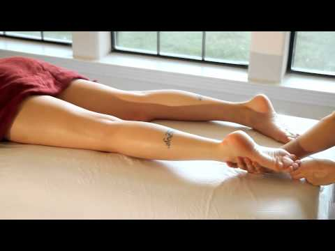 HD Deep Tissue Leg & Thigh Massage, Jen Hilman How To Techniques Spa Therapy Psychetruth A