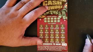 I MADE A BOO BOO. NY LOTTERY INSTANT WIN SCRATCH OFF TICKET