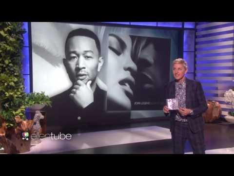 John Legend Performs 'Love Me Now'!