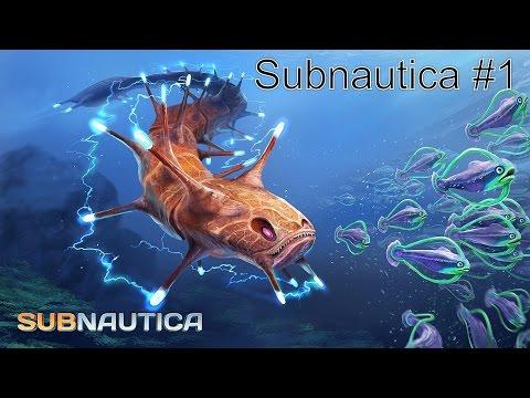Subnautica #1 - Fire Extinguisher & Infinite ∞ MedKits