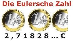 Die Eulersche Zahl (e): Bedeutung und Eigenschaften