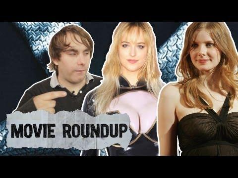 SEXSKLAVIN gefunden und JAMES BOND ist Batmans BUTLER! -- Movie RoundUp
