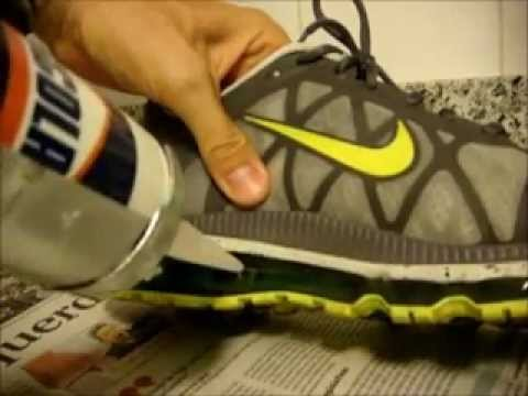 can nike air max be repaired