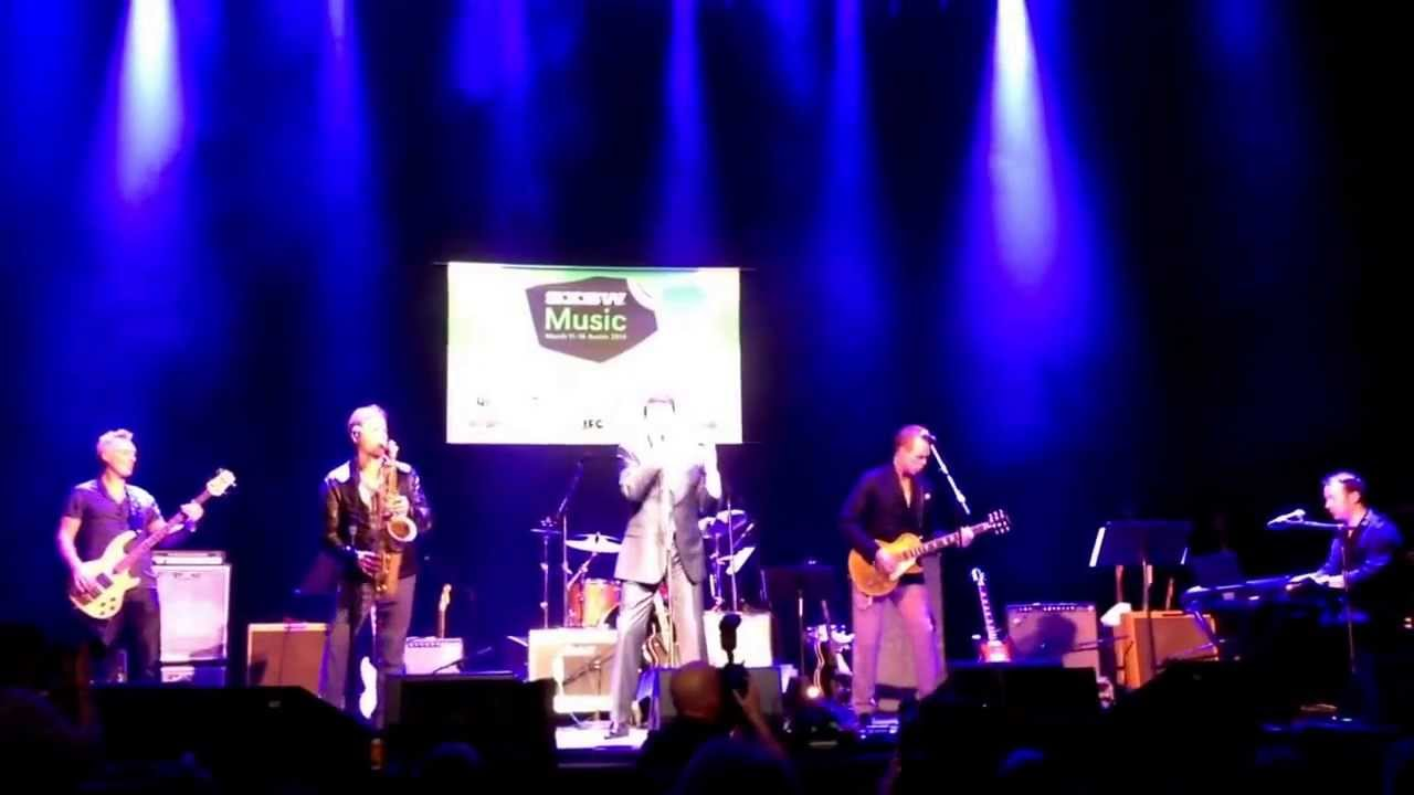Satellite of Love, sung by Spandau Ballet at the 2014 SXSW tribute to Lou Reed