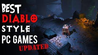 Top Best Diablo Stỳle PC Games - PC Games like Diablo