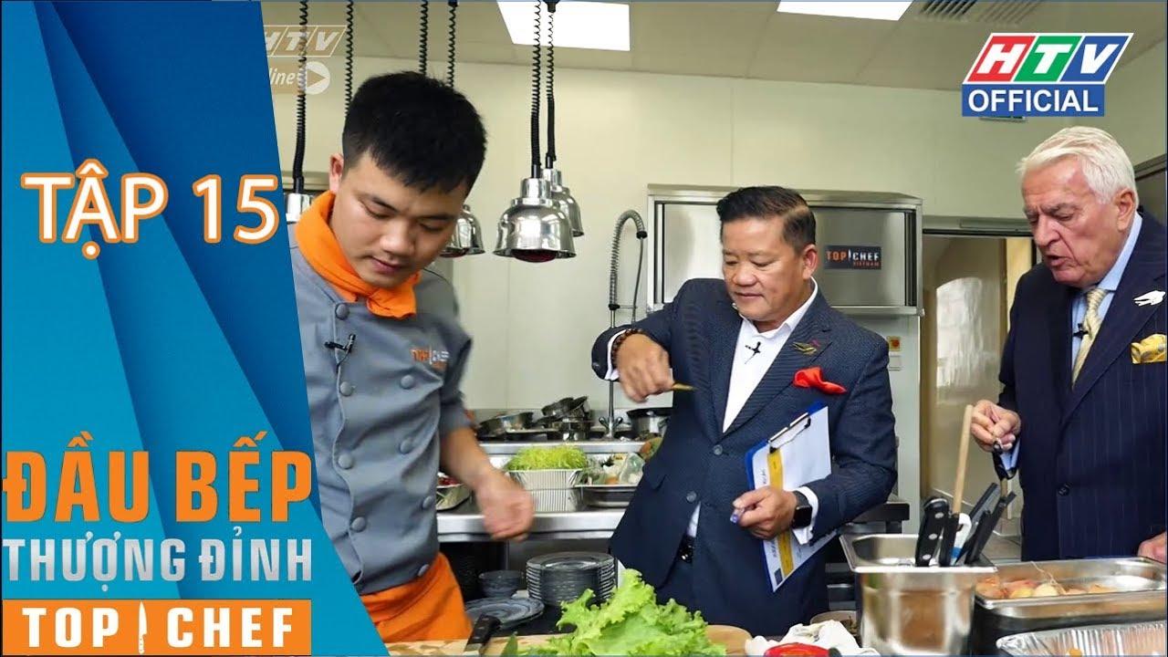 TOP CHEF VIỆT NAM | Khám phá ẩm thực nước Pháp | MÙA 2 – TẬP 15 FULL | 10/12/2019 #TCVN