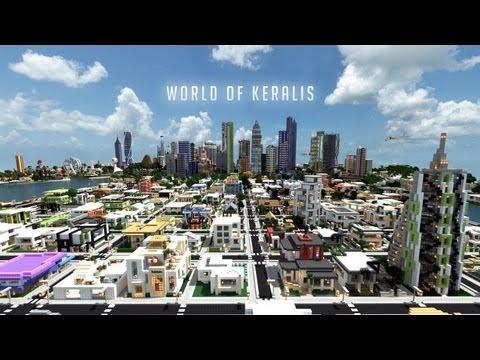 Minecraft mega build world of keralis with download server youtube minecraft mega build world of keralis with download server gumiabroncs Gallery