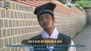 [ENGSUB] 110930 Kibum's Interview - Deep Rooted Tree BTS
