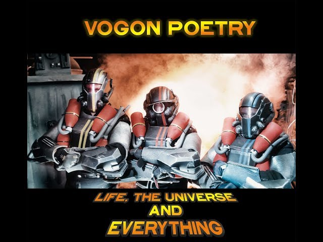 Vogon Poetry - Life, the Universe and Everything (Snippets)