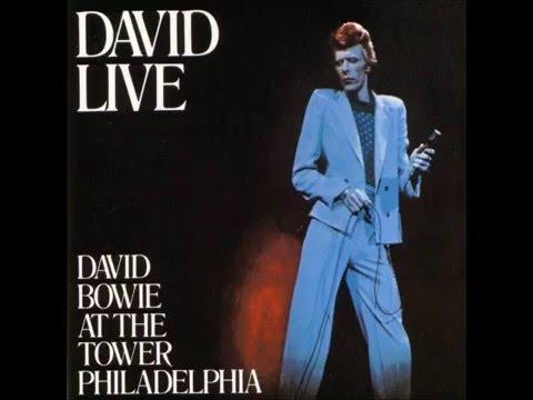 David Bowie - The Jean Genie (live 1974 - David Live)