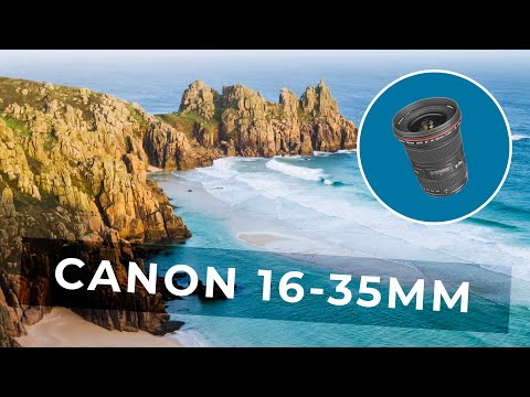 Canon 16-35mm f/2.8L ii Lens Test Sample Images