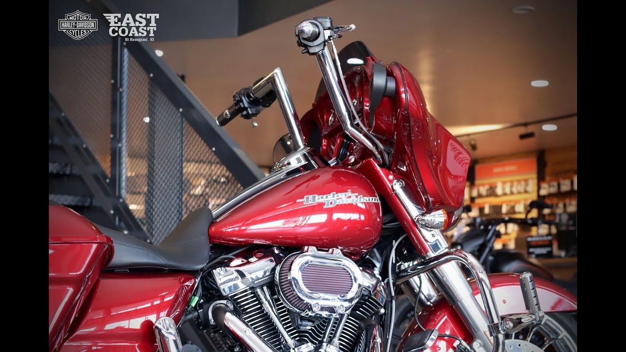 ECH-D® CUSTOM BUILD - 2019 Harley Davidson Street Glide ...