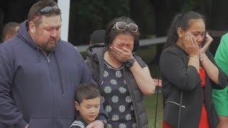 CHRISTCHURCH: So trauern Neuseeländer um ihre getöteten muslimischen Mitbürger