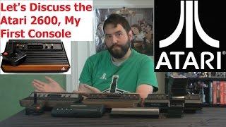 Second VideoGame Generation Recap - Atari 2600 - Adam Koralik