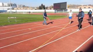 Малый олимпийский игры Пенза  метания мяча