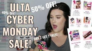 Ulta Cyber Monday 2018 Sale! | Best Sale Ever?!?