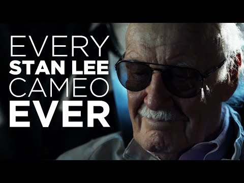 Todd - Here's every cameo Stan Lee ever did