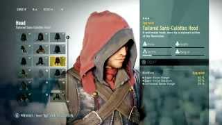 Assassin's Creed: Unity | Tailored Sans–Culottes Hood Location