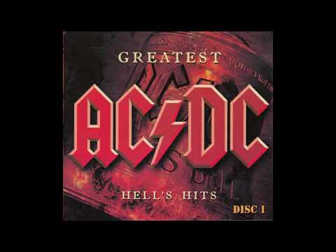 AC DC - Greatest Hell's Hits (DISC1) - ROCK & HEAVY FOREVER