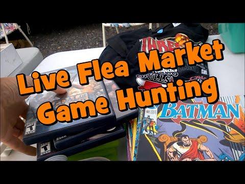 Foxxy's Live Flea Market Pickups 30: Hey, Hey, Hey, It's Flea Market Day