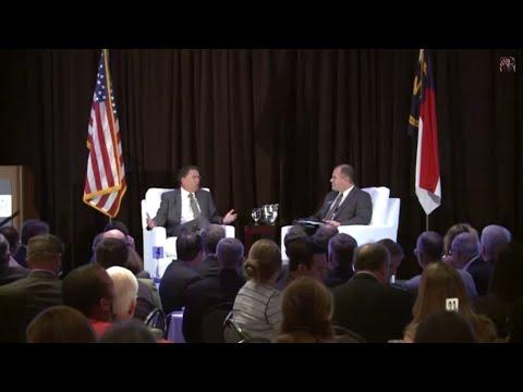 Governor Pat McCrory Addresses the Coastal Energy Summit Wilmington