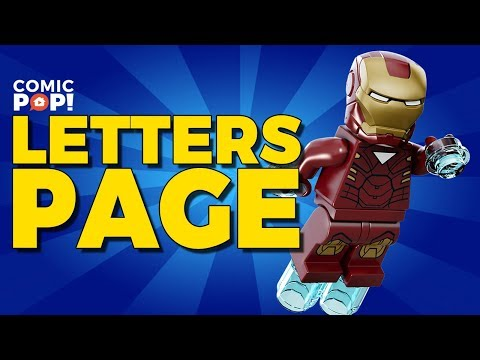 Candy and Legos! | Letters Page