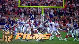 #5 Bills vs. Giants (Super Bowl XV) | NFL Films | Top 10 Super Bowls of All Time