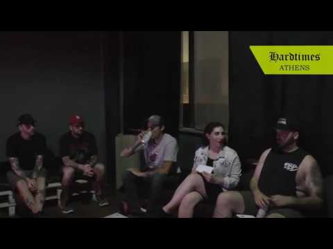 Expire have set people on fire?! || Enter The Press Room