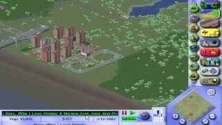Buzz's Thing: Sim City 3000 - In the Beginning